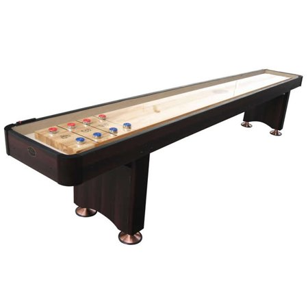 Playcraft Woodbridge Espresso 9' Shuffleboard Table