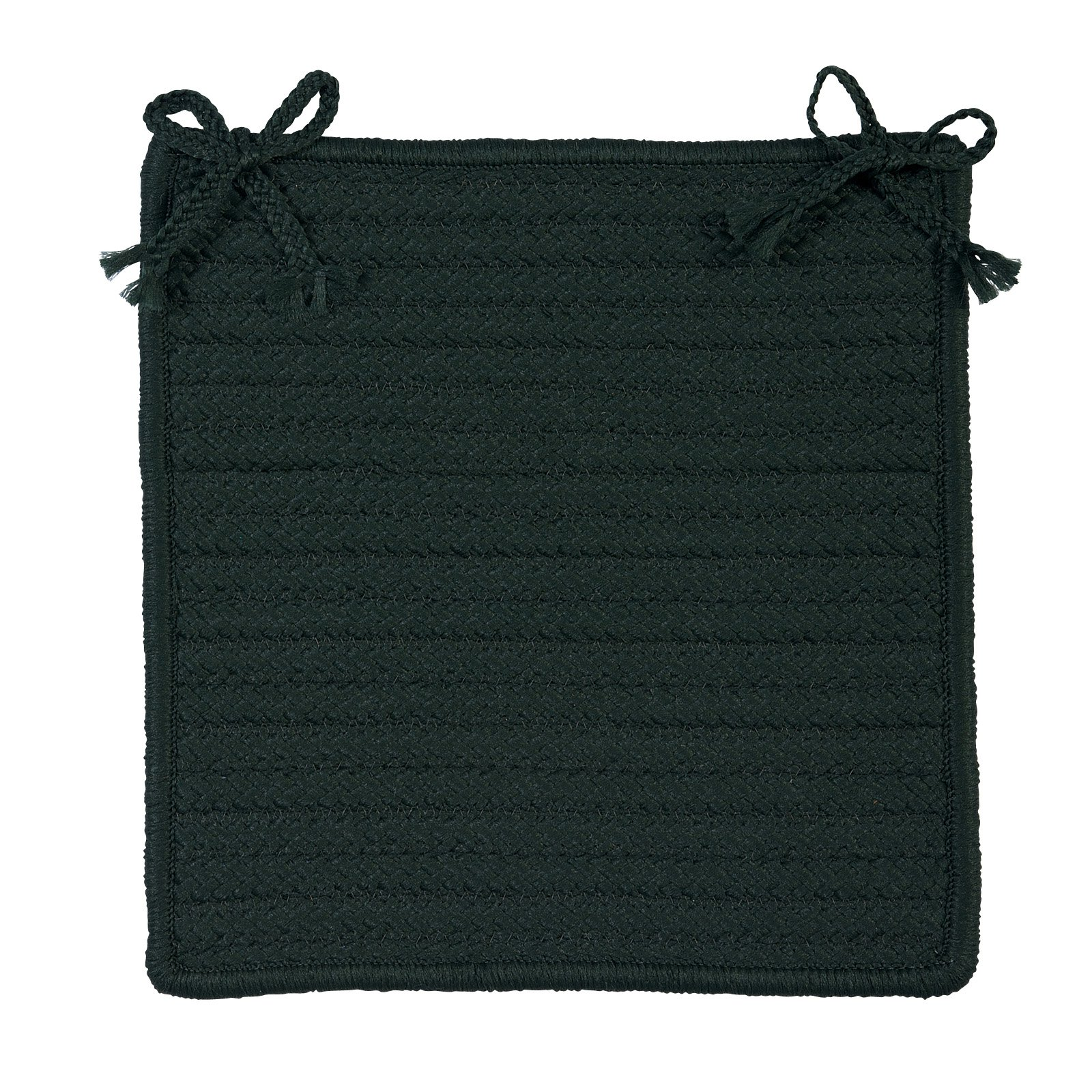 Colonial Mills Simply Home Solid Chair Pad - 15 x 15 in.