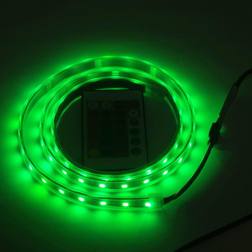 Innovative LED Light Strip Wireless Intelligent Remote Control Night Light Energy Saving Decorating Lamp For Bedroom Desktop