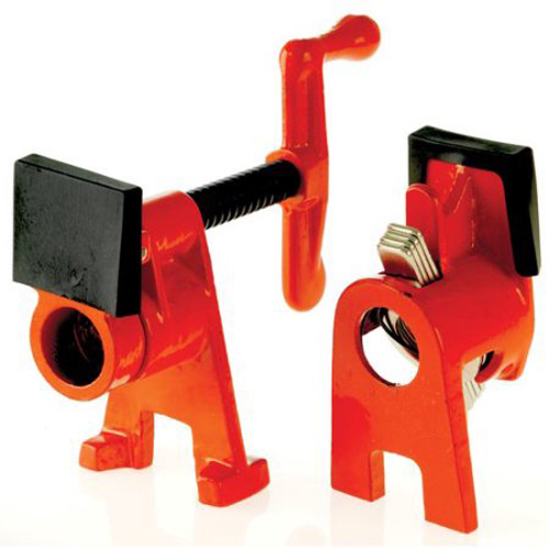 "BESSEY TOOLS INC BPC-H34 3/4"" H-Style Pipe Clamp"