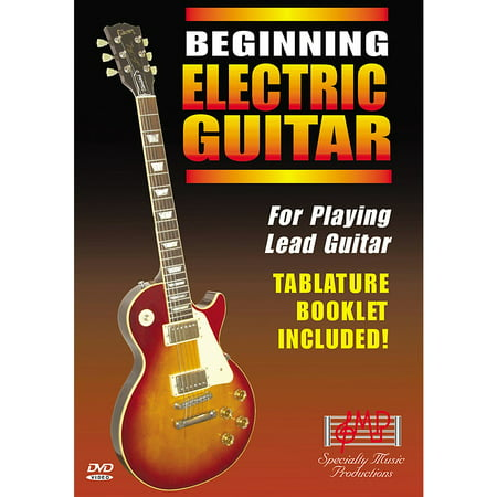 Specialty Music Productions Beginning Electric Guitar DVD Beginning Electric Guitar Dvd