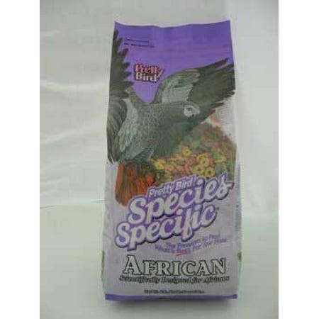 Special Bird (Pretty Bird Species Specific African Special Bird Food, 3)