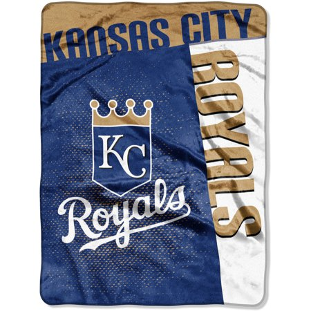 "MLB Kansas City Royals ""Strike"" 60"" x 80"" Raschel Throw by"