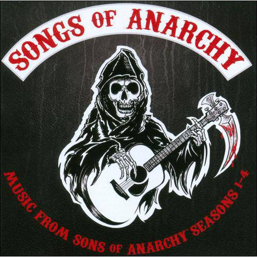Songs Of Anarchy: Music From Sons Of Anarchy, Seasons 1-4 Soundtrack