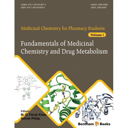 Fundamentals of Medicinal Chemistry and Drug Metabolism - (Textbook Of Organic Medicinal And Pharmaceutical Chemistry)