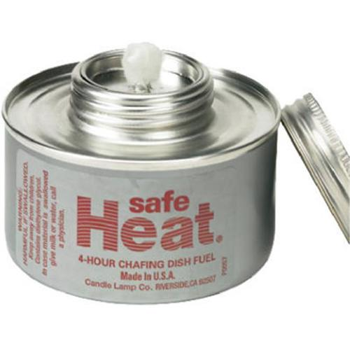 Sterno 10106 Safe Heat Chafing Dish Fuel, 24 Pack
