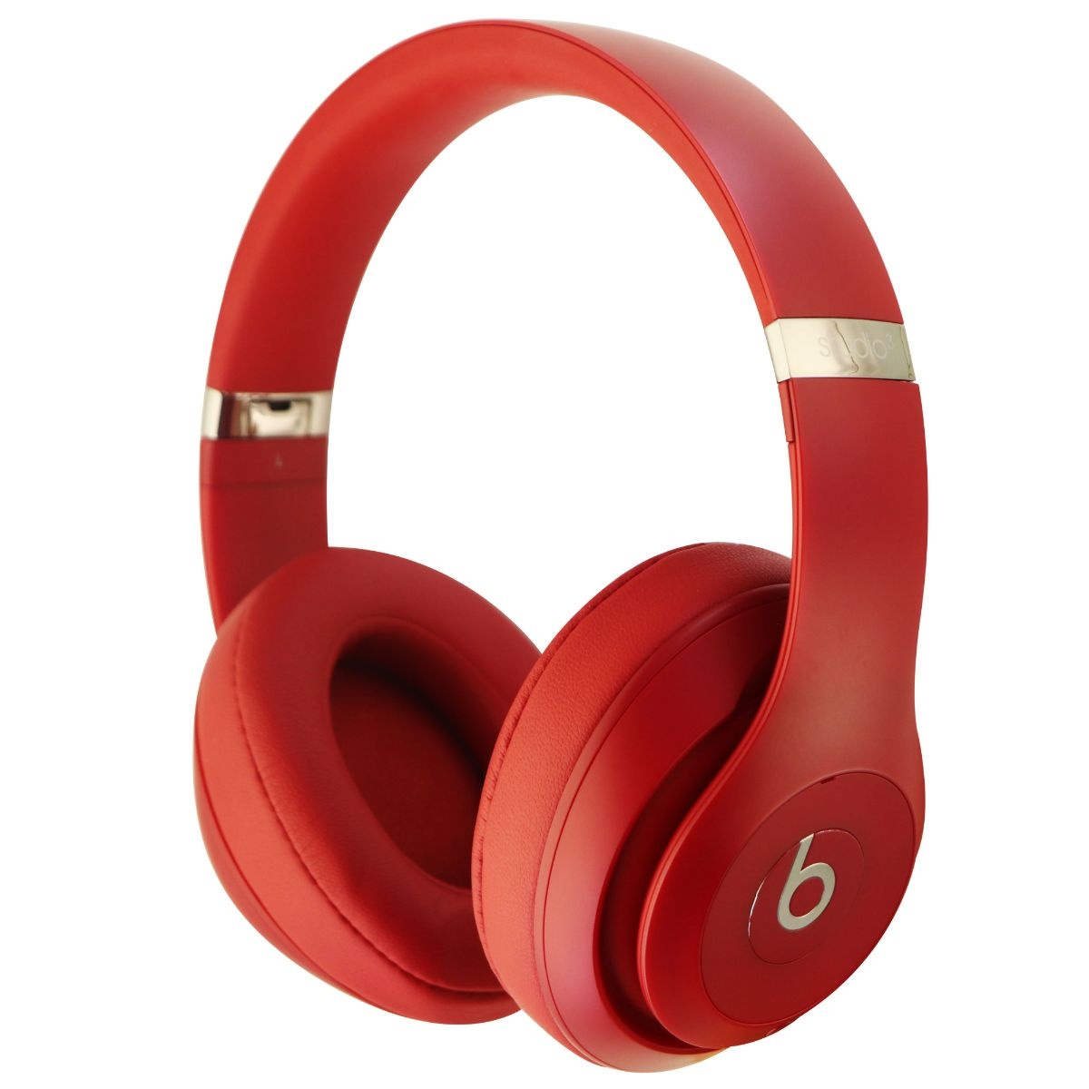 Beats by Dr. Dre Studio 3 Series Wireless Over-Ear Headphones - Red MQD02LL/A (Refurbished)
