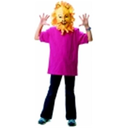 Easy-To-Decorate Folding Fun Mask, Pack - 40 - Fun And Easy Halloween Desserts