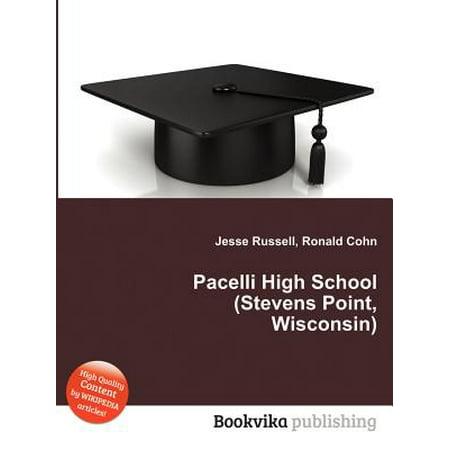 Pacelli High School (Stevens Point, Wisconsin) - Halloween Stevens Point