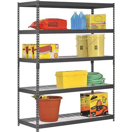 x 78 h five shelf