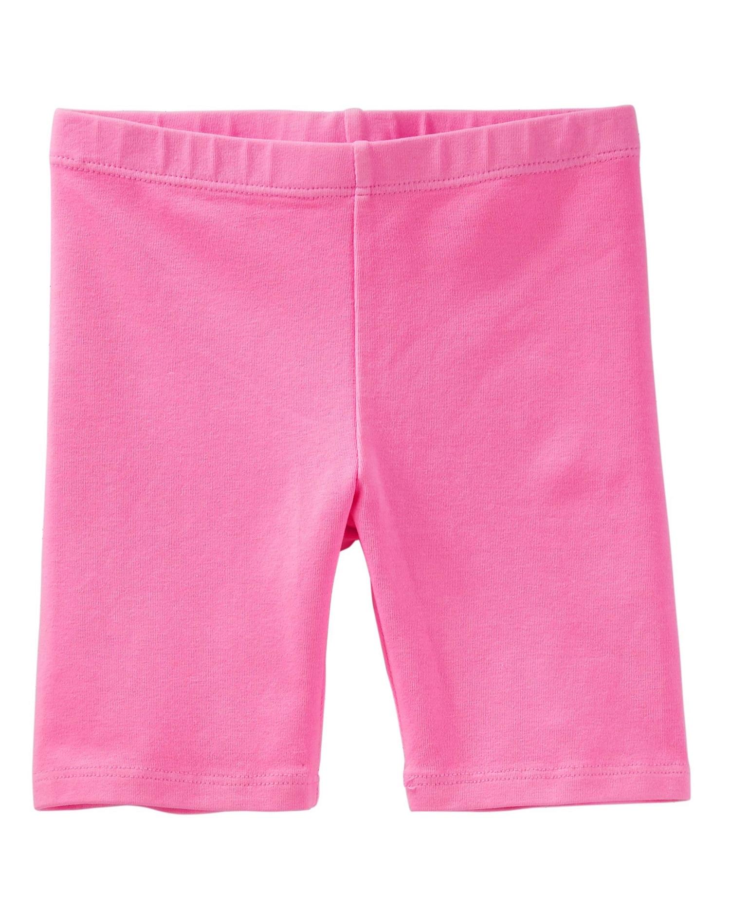 OshKosh B'gosh Baby Girls' Playground Shorts, Pink, 6-9 Months