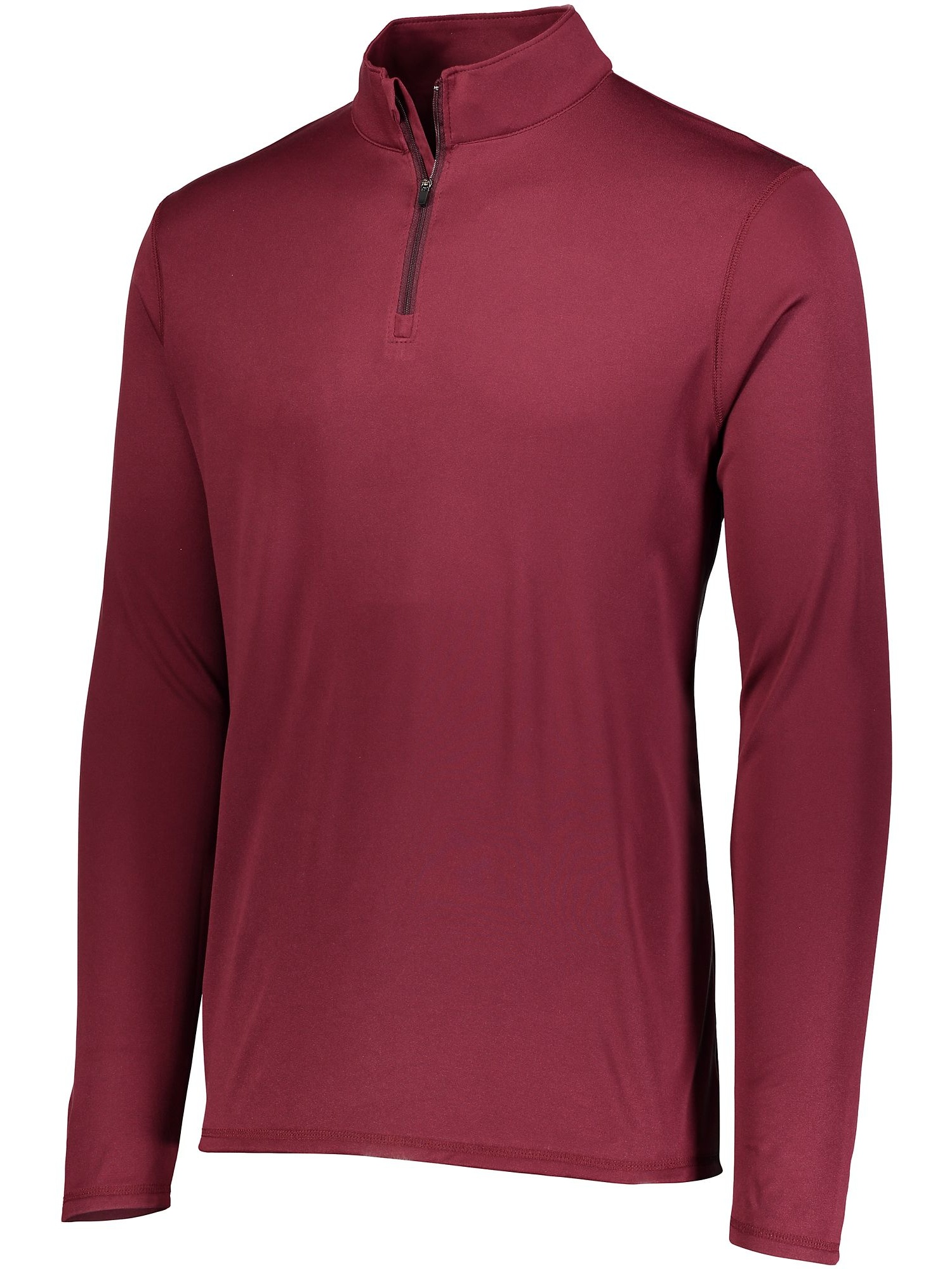 Augusta Sportswear M Boys Attain 1/4 Zip Pullover Kelly 2786