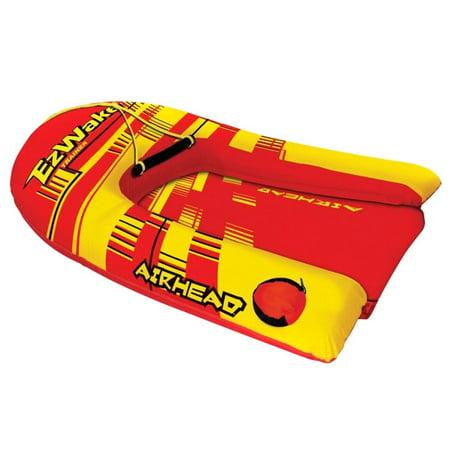 Airhead EZ Wake Trainer Inflatable Towable Wakeboard Bodyboard Tube | AHEZ-300 - Inflatable Body