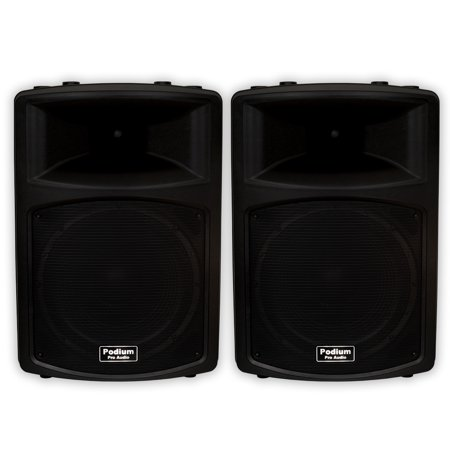 Podium Pro PP1503A Powered 1800 Watts Active 15