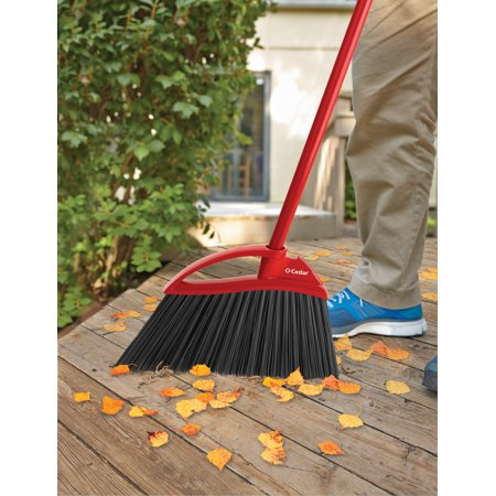O-Cedar Outdoor Power Corner Broom (O Cedar Fast N Easy Angle Broom)
