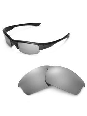 99eabf7f096 Product Image Walleva Titanium Polarized Replacement Lenses for Oakley  Bottlecap Sunglasses