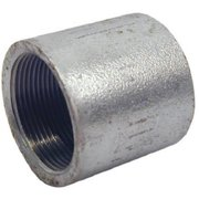 Pannext Fittings MG-S05 Galvanized Merchant Coupling - 0.5 in.