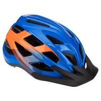Schwinn Breeze Child Bicycle Helmet, ages 5 - 8, blue / orange