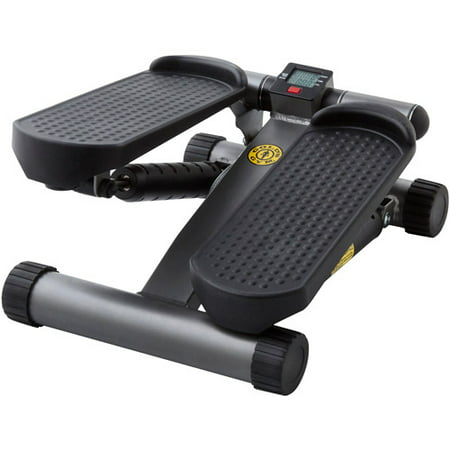 - Gold's Gym Mini Stepper with Monitor