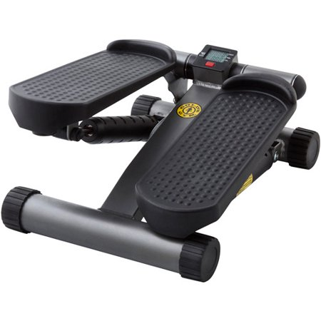 Gold S Gym Mini Stepper With Monitor Walmart Com