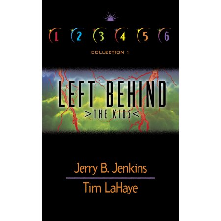 Left Behind: The Kids Books 1-6 Boxed Set (No Child Left Behind Practice Test California)