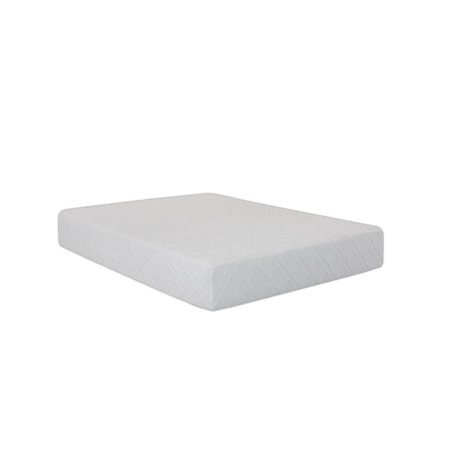 "Enso Murray 11"" MemoryTex Mattress and Herrington Head and Foot Adjustable Foundation with Wired Remote, Multiple Sizes"