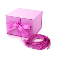 Hallmark Large Solid Color Gift Box (Light Pink)