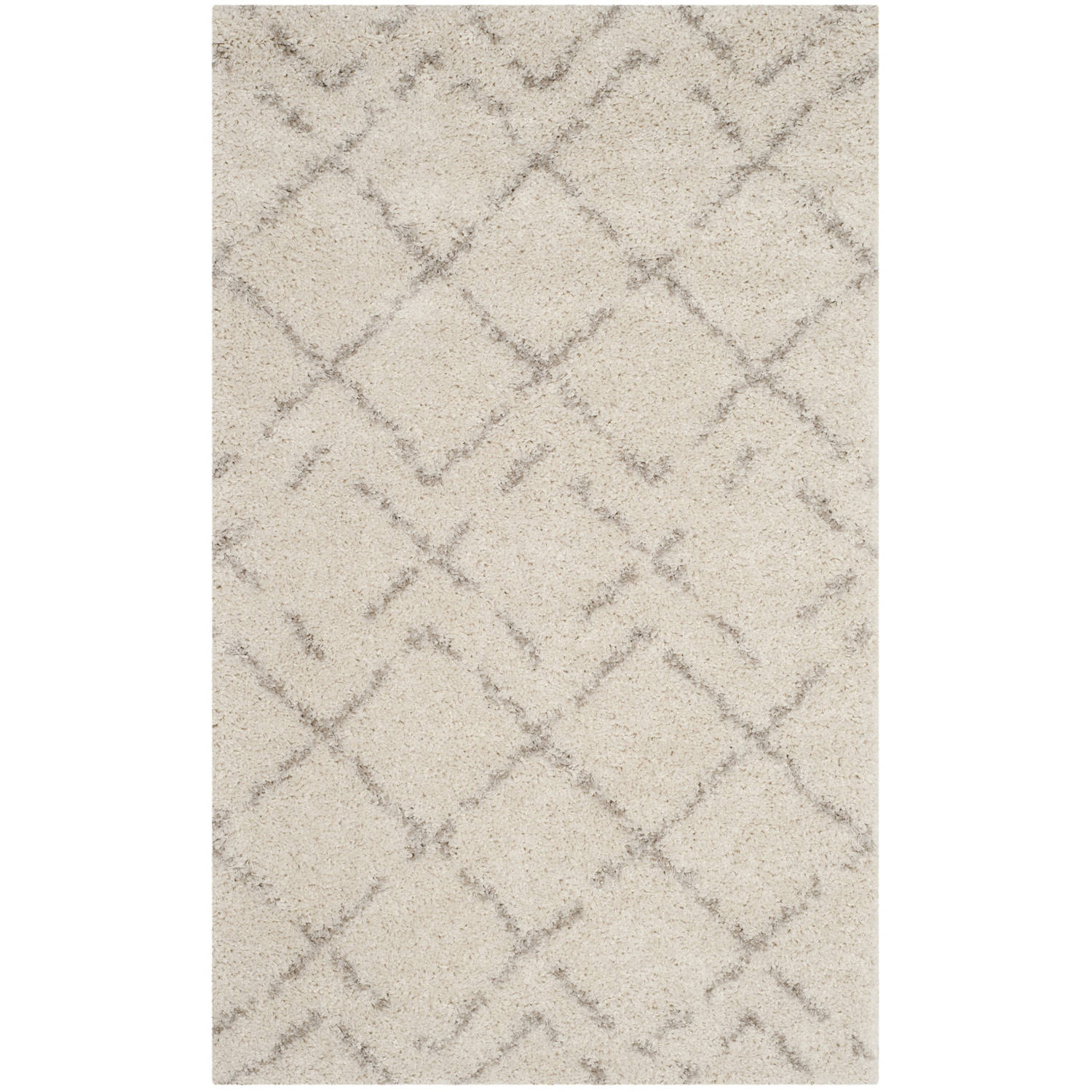 Safavieh Arizona Zarif Geometric Shag Area Rug or Runner