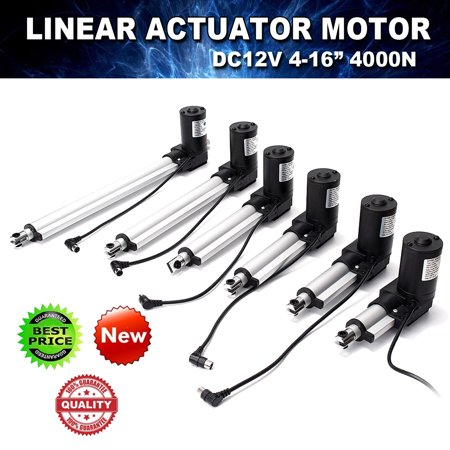2''-16'' Stroke Linear Actuator 900 lbs Max Lift for Car Boat Spd DC - Fabtech 8in Lift