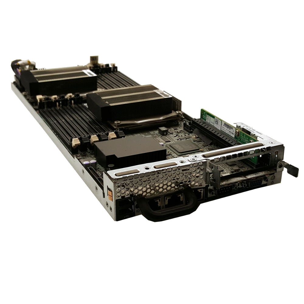 Dell PowerEdge C6100 XS23-TY3 Barebone Node Tested Working w/ 2x Heatsinks Refurbished