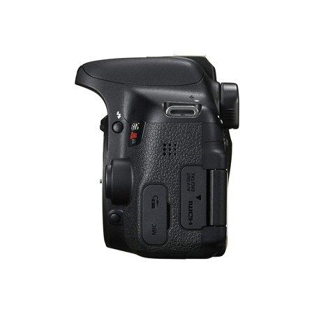 Canon Eos Rebel T6i 24.2 Megapixel Digital Slr Camera Body Only - 3 Touchscreen Lcd - 16:9 - E-ttl - image 3 of 9