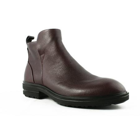 - New ECCO Mens 243213 Bordeaux Ankle Boots Size 8.5