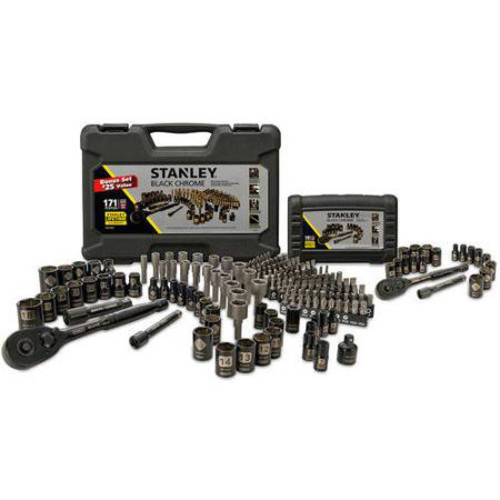 Stanley 171-Piece Mechanics Tool Set with Bonus 19-Piece Set