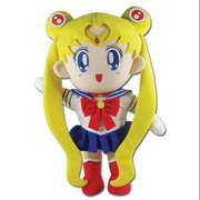 Plush - Sailor Moon - Moon 17'' Soft Doll Anime Gifts Toys Licensed ge52018