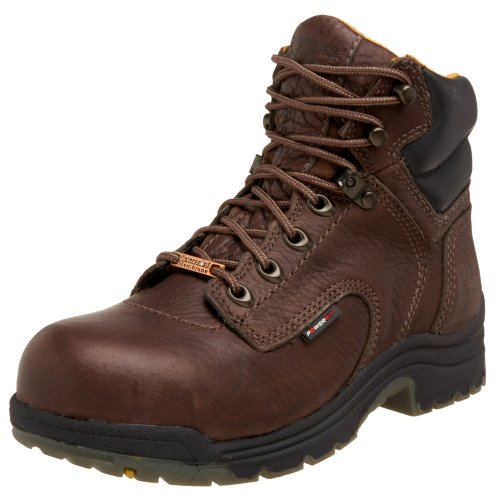 Timberland PRO Women's Titan WaterProof Boot,Brown,9.5 M US