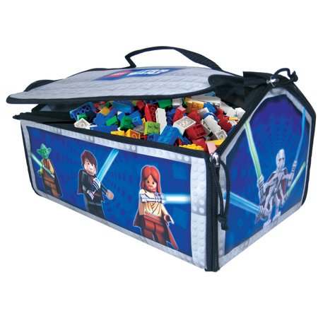 ZipBin LEGO Star Wars Battle Bridge Carry Case Playmat