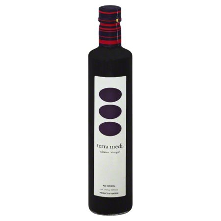Greek Farms Terra Medi  Vinegar, 17 oz
