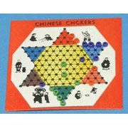 Dollhouse Chinese Checker Board