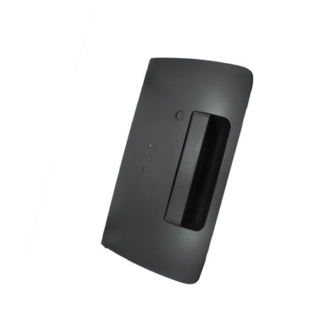 For 04-12 Nissan Titan Texture Black Tailgate Liftgate Door Handle 04 05 06 07 08 09 10 11 -