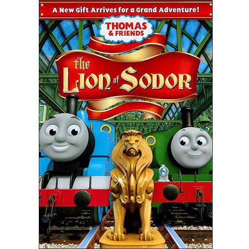 Thomas & Friends: The Lion Of Sodor (Full Frame)