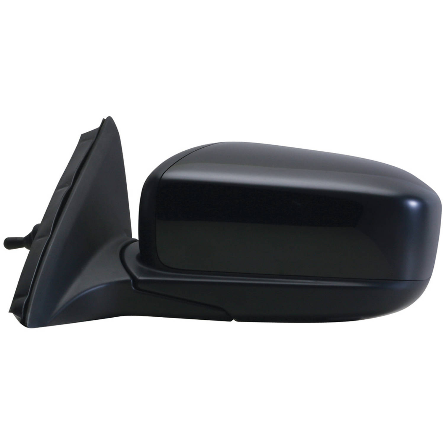 63562H - Fit System 03-07 Honda Accord Sedan OEM Replacement Mirror, Black, Foldaway, Driver Side, Manual Remote