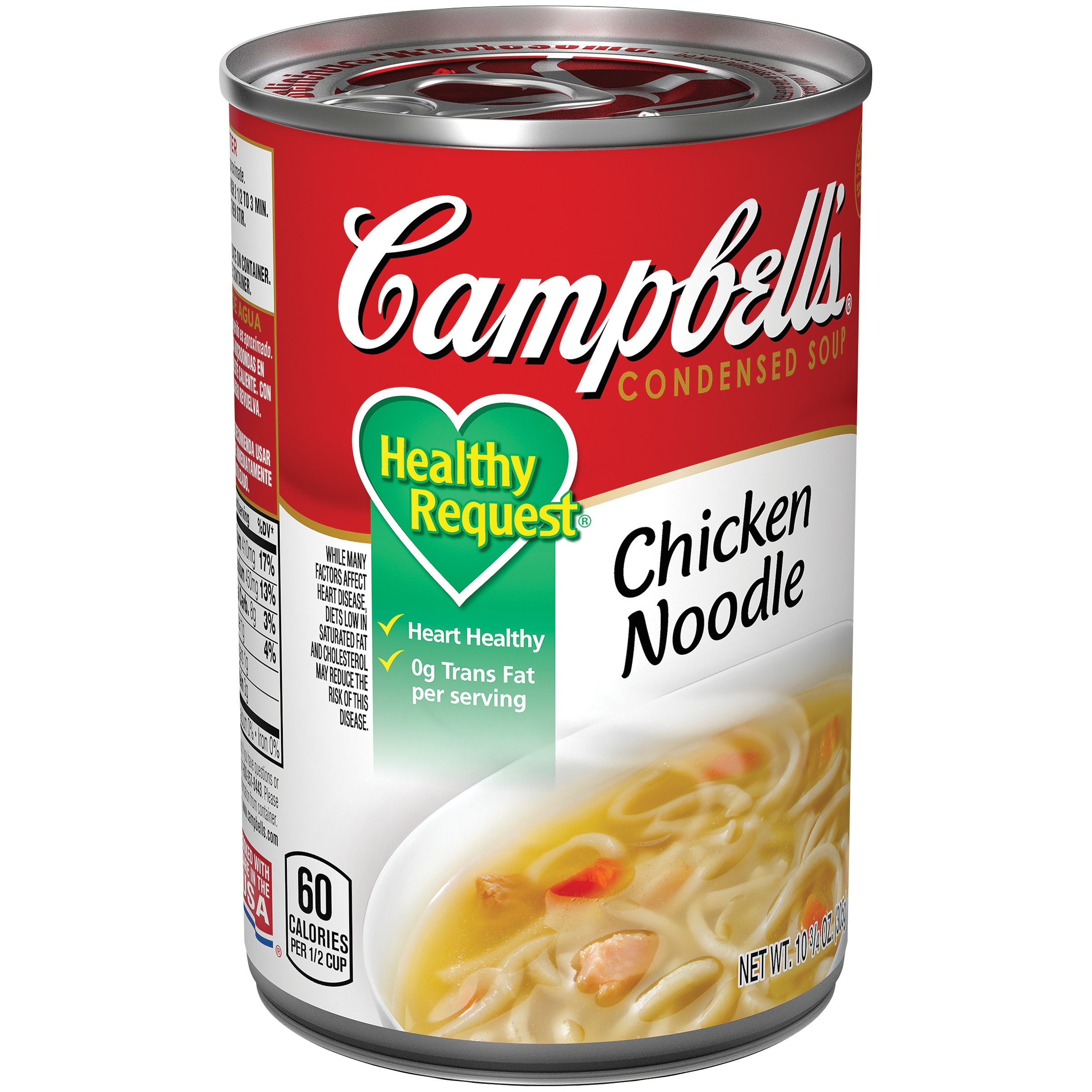Campbell's Healthy Request Chicken Noodle Soup 10.75oz by Campbell Soup Company