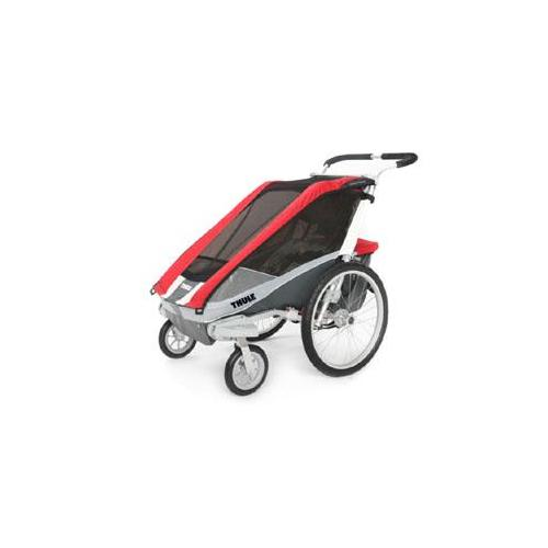 Thule Cougar 1 + Stroll Child Carrier  (Red)