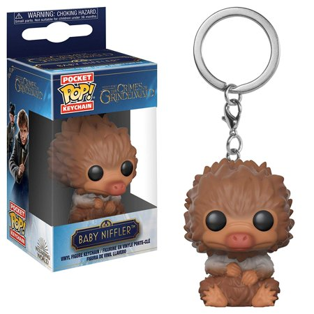 Funko Pocket POP Keychain: Fantastic Beasts - Baby Niffler Action Figure