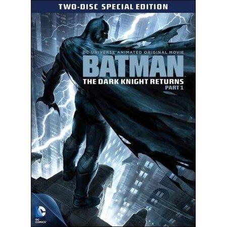 Batman: The Dark Knight Returns, Part 1 and Part 2 (Blu ...