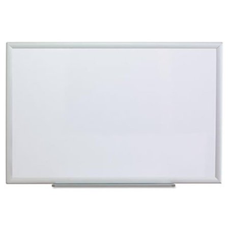 Erase Sign Board (Universal 36 x 24 in. Melamine Dry Erase Board with Attachable)