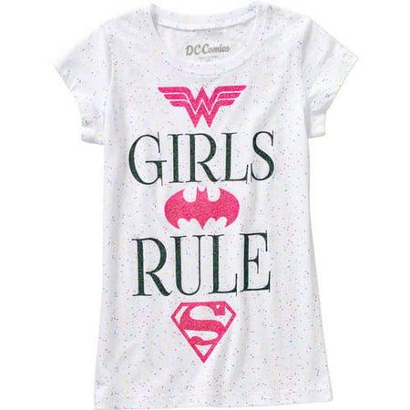 DC Comics Girls' Superhero