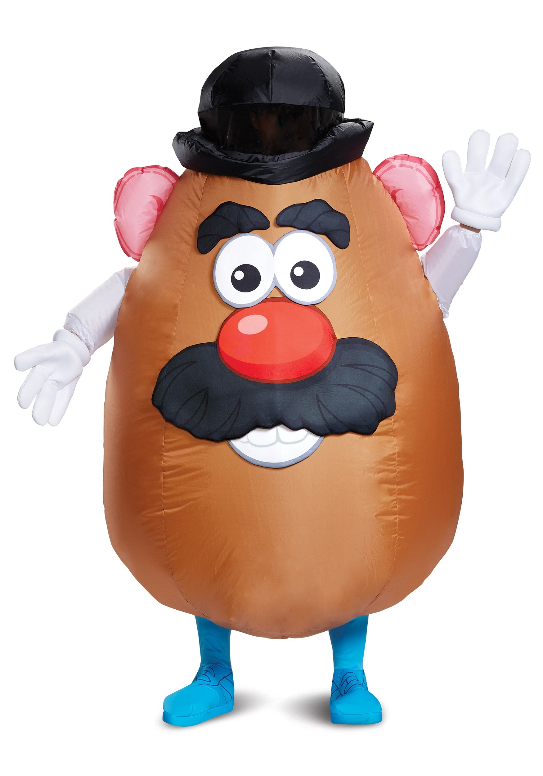 Inflatable Mr. Potato Head Adult Costume by