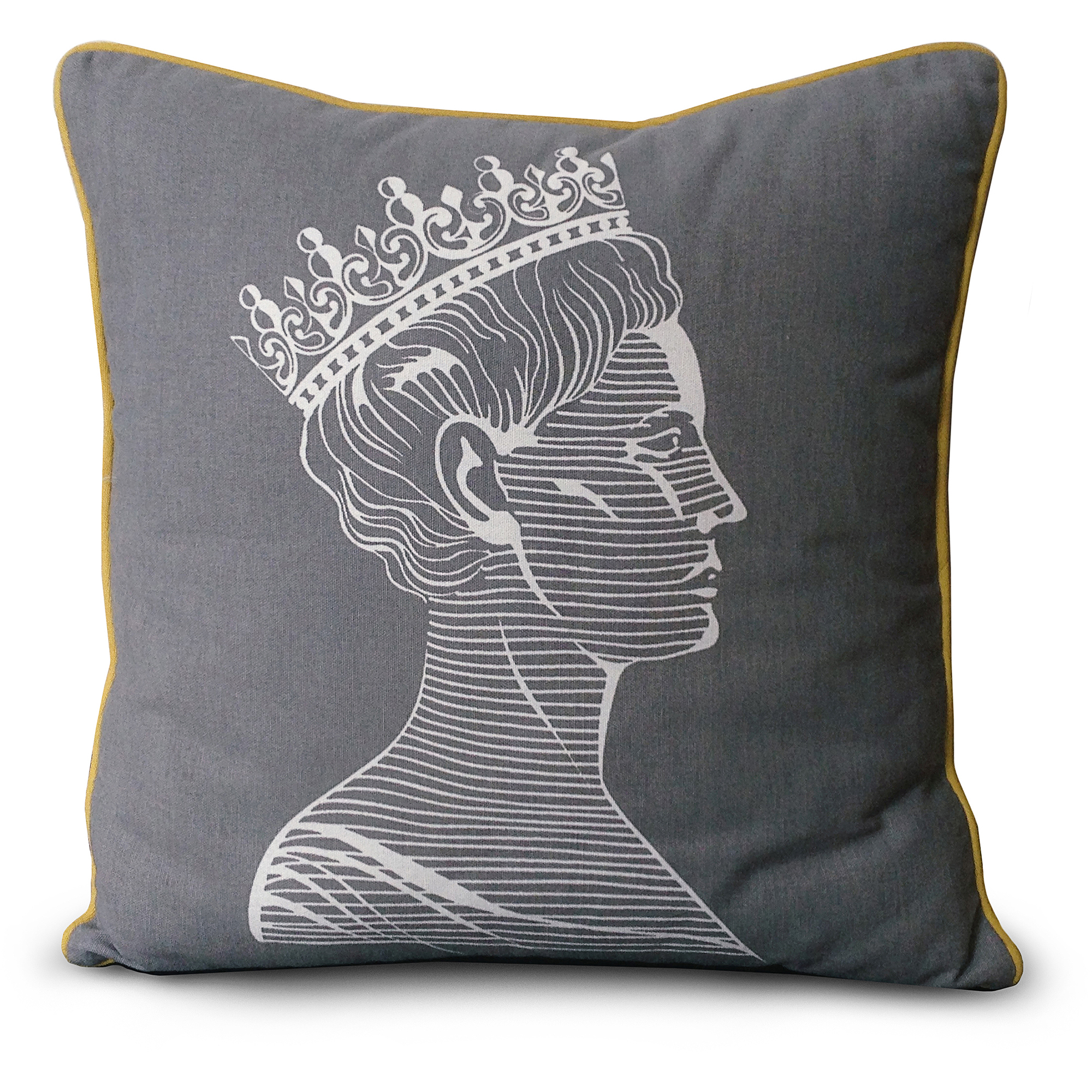 9 by Novogratz Royals Decorative Pillow, Queen