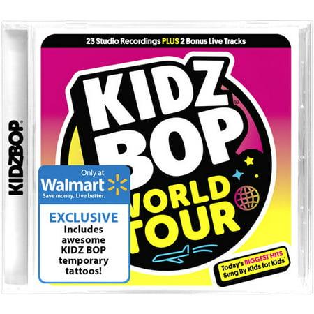 Kidz Bop World Tour (Walmart Exclusive) (CD)